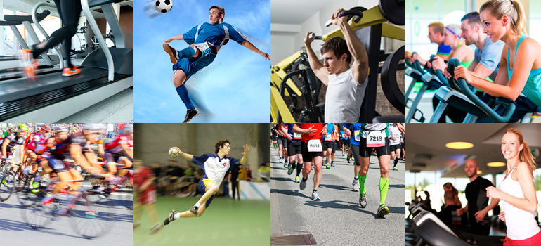 Application in high performance and top level sport